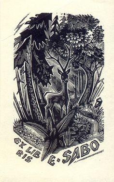 Art.J.Juhansoo . Engraving on wood