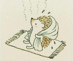 """Ahhhh, nothing like a nice warm Bath!"""