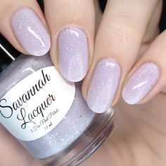 Savannah Lacquer Springtime in Savannah Collection >> Nail Polish Society