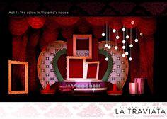 scenography design by conceptos design  lebanon