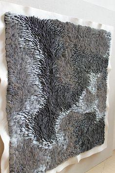 larameeee:  Fenella Elms - Ceramics Artist - Flows