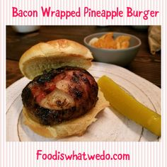 Food from around the world to your table! Bacon Wrapped Pineapple, Hamburger, Ethnic Recipes, Blog, Hamburgers, Blogging, Burgers
