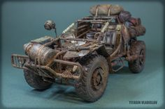 Mad Max by Titagin Vladislav Zombie Vehicle, Apocalypse Character, Death Race, Cartoon Books, Mad Max Fury Road, Model Tanks, Car Mods, Futuristic Cars, Post Apocalypse