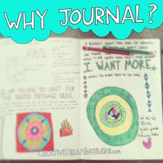 Why Journal? Because it can change your whole life.