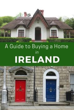 A guide to buying a home in Ireland