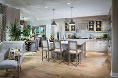 Cortesa in @ranchomv by Shea Homes So Cal Plan 2: Kitchen