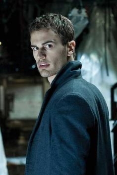 Theo James As David