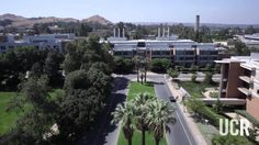 UCR from the Air: University of California Riverside filmed with an Octocopter