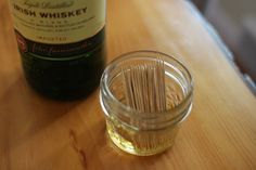 While chewing on toothpicks is enjoyable on its own, you can make it an even better experience by flavoring them.