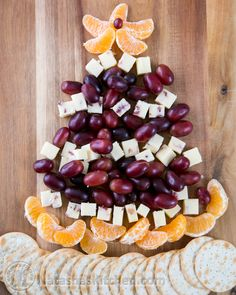 Christmas Party Platters and lots of great Holiday party ideas!