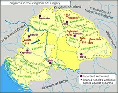 Oligarchs in the Kingdom of Hungary - Kingdom of Hungary (1301–1526) - Wikipedia, the free encyclopedia