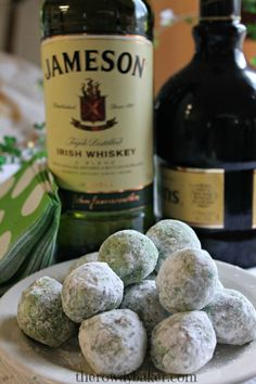 Drunken Leprechaun Balls - St Patty's Day :)