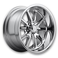 US Mags Wheels U110-Rambler 20x10 Chrome High Offset
