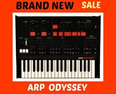 BRAND NEW Arp Odyssey Synthesizer SE *ONE SHOT BIN DEAL*3 DAYS* #Korg