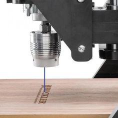 Laser Engraving Module for CNC Piranha FX