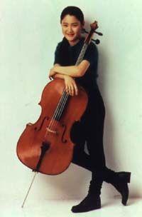 cellist Ha-Na Chang