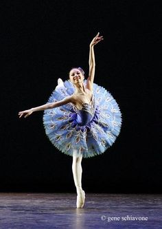 Really amazing peacock ballet costume - use these colours for a more subtle peacock wedding ...so pretty