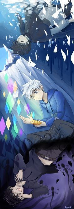 Jack Frost...oh the inspiration from this wonderful piece! :D