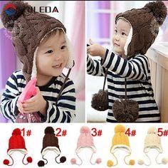 Dziecko kapelusz ciepłe zimowe czapki dla dziecka chłopcy dziewczyny dzieci czapki zimowe dla dzieci szydełka czapka cap