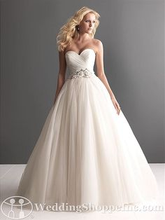 Allure Romance 2607 Bridal Gown from The Wedding Shoppe