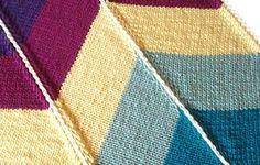 Knitting pattern: Angletyn blanket by Barbara Spencer Hawk/Knitting | Work in Progress for sale on Ravelry