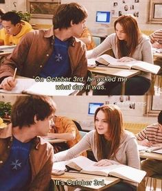 It's October 3rd.  #meangirls