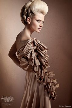 haute couture gown