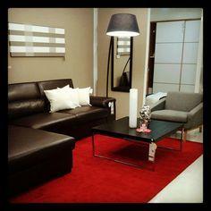 Pin by agora grupo inmobiliario on salas con estilo for Muebles bima