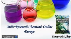 Order Research Chemicals Online Europe
