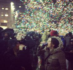 New York City Christmas: Rockefeller Center Christmas Tree