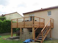 Acheter sa terrasse en kit - Achat terrasse bois kit à monter
