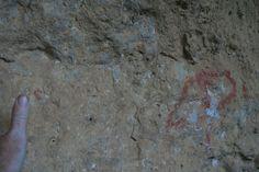 Cova de les Creus. La Bartra, Rojals, Montblanc. Muntanyes de Prades