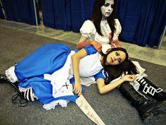 Alice: Madness Returns / potential Halloween costume