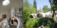 Week-end dans une bulle Museumotel : l'île aux bulles Ile Haüsermann Rue Jean-Baptiste Demenge 88110 Râon-l'Etape Tél : 03 29 50 48 81