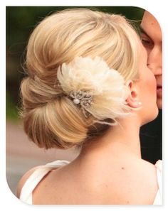 wedding hairs- SO pretty  Piper.  Very elegant and classy.