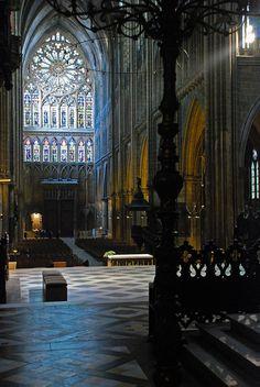 Cathédrale Saint-Étienne de Metz | Flickr - Photo Sharing!