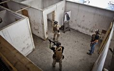 CQB.... My favorite kind of training.....Shoot House Instructor, courtesy of Kyle Lamb