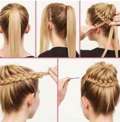 güzel saç fikri