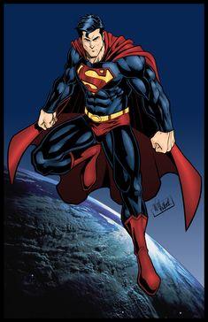 Superman (MArzo 2012) por WillNoName.deviantart.com