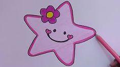 Resultado de imagen para dibujos de estrellas y corazones a color