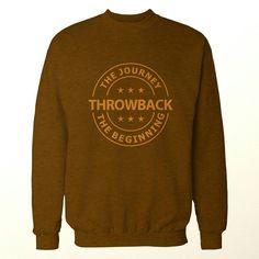 Throwback Sweatshirt