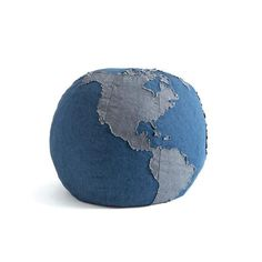 One World Pouf
