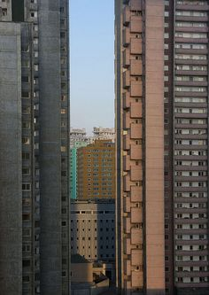 Buildings in Pyongyang, North Korea, via Flickr.