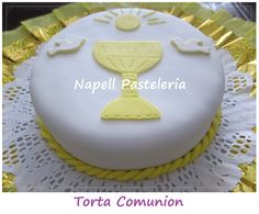 Cake Primera Comunion on Pinterest | First Communion Cakes ...