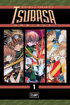 CLAMP's RESERVoir CHRoNiCLE: Tsubasa may be one of the best, yet most confusing stories that has ever been written. It is beautiful to look at and heart wrenching in all the best possible ways, you come out of it feeling that all the characters are your long lost friends. Though it wasn't my gateway in to CLAMP I have xxxHOLiC to blame for that, but as soon as you go CLAMP you really don't ever go back.