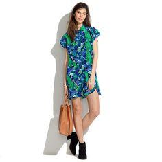 Whit® Silk Swing Dress what a beautiful print!