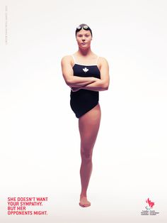 Stephanie Dixon: record-setting paralympic swimmer. Hold your sympathy, her opponents need it. She swims #LikeAGirl