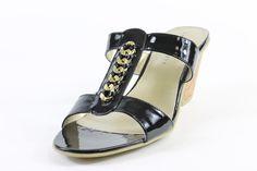 Karen Scott Black Kyley Sandals