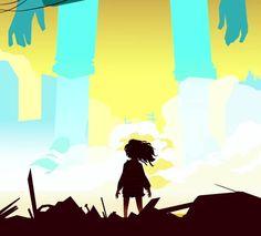"""""""Noclip - Life is a game"""", un magnifique court métrage d'animation en forme de fausse bande-annonce réalisé par Eva Figueroa López"""