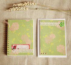 ArtStore / Jasný deň (sada zápisník + pohľadnica) Junk Journal, Scrapbooks, Notebook, Paper, Notebooks, Scrapbook, Scrapbooking, The Notebook, Journals
